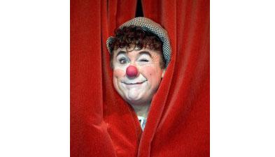 Clownterapia, cosa ne pensa il famoso clown David Larible?