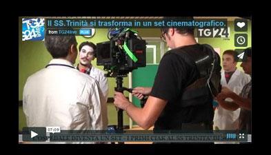 La clown terapia protagonista di una sit com