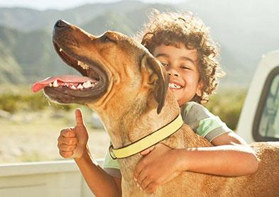 La pet therapy a sostegno dei bambini speciali